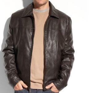 Tommy Hilfiger Fox leather jacket